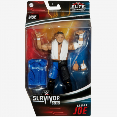 Samoa Joe WWE Survivor Series 2020 Elite Collection