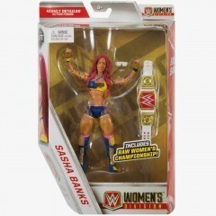 Sasha Banks WWE Elite Collection Exclusive