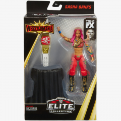 Sasha Banks WWE WrestleMania 35 Elite Collection