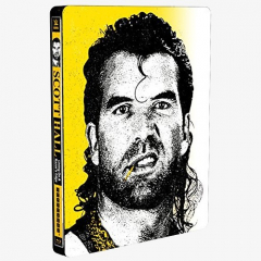 Life on the Razor's Edge:  The Scott Hall Story Blu-ray (Limited Edition Steelbook)
