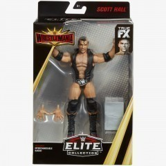 Scott Hall WWE WrestleMania 35 Elite Collection