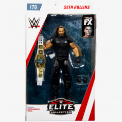 Seth Rollins WWE Elite Collection Series #70