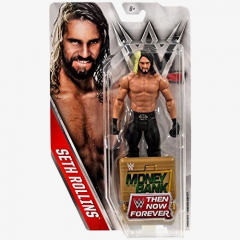 Seth Rollins - WWE Then Now Forever 2016 Basic Series