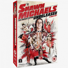 WWE Shawn Michaels - The Showstopper Unreleased DVD