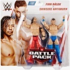Shinsuke Nakamura & Finn Balor - WWE Battle Pack Series #57