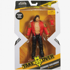 Shinsuke Nakamura NXT TakeOver Elite Collection Series #2