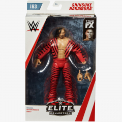 Shinsuke Nakamura WWE Elite Collection Series #63