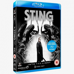 WWE Sting - Into the Light Blu-ray