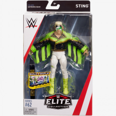 Sting WWE Elite Collection Series #62