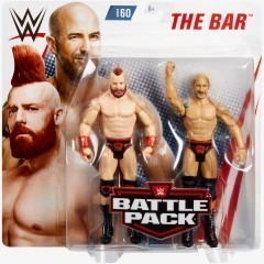 The Bar - Sheamus & Cesaro - WWE Battle Pack Series #60