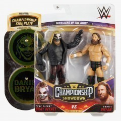 The Fiend Bray Wyatt & Daniel Bryan - WWE Championship Showdown 2-Pack Series #3
