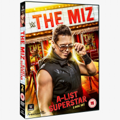 The Miz: A-List Superstar DVD