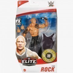 The Rock WWE Elite Collection Series #81