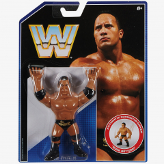 The Rock WWE Retro Series #2