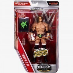 Triple H (DX) WWE Elite Collection