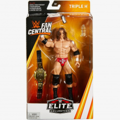 Triple H WWE  Fan Central Elite Collection Series #1