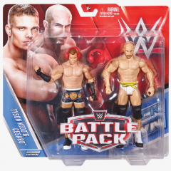 Tyson Kidd & Cesaro - WWE Battle Pack Series #39