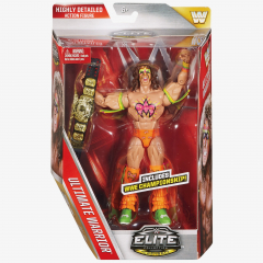 Ultimate Warrior - Lost Legends - WWE Elite Collection Series