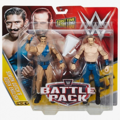 Simon Gotch & Aiden English (The Vaudevillians) - WWE Battle Pack Series #41