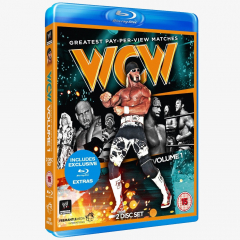 WCW's Greatest Pay-Per-View Matches - Volume 1 Blu-ray