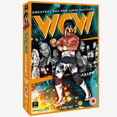 WCW's Greatest Pay-Per-View Matches - Volume 1 DVD
