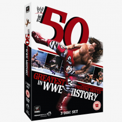 The 50 Greatest Finishing Moves in WWE History DVD