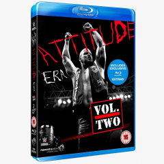 WWE - The Attitude Era   - Volume 2 Blu-ray