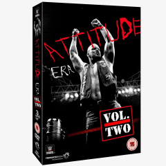 WWE - The Attitude Era   - Volume 2 DVD