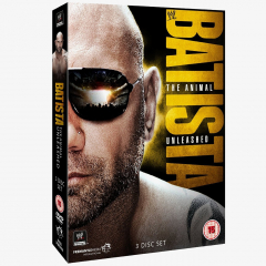WWE Batista - The Animal Unleashed DVD