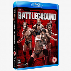 WWE Battleground 2013 Blu-ray