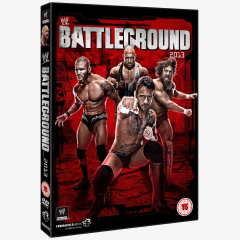 WWE Battleground 2013 DVD