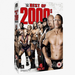 WWE Best of 2000's DVD
