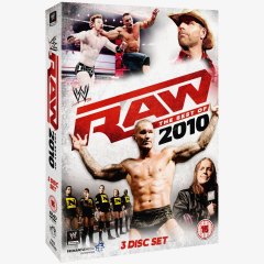 WWE Best of Raw 2010 DVD