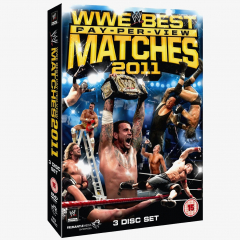 WWE Best Pay Per View Matches 2011 DVD
