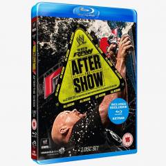 WWE The Best of RAW: After The Show Blu-ray