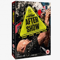 WWE The Best of RAW: After The Show DVD
