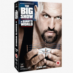 WWE Big Show: A Giants World DVD