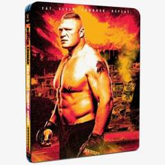 WWE Brock Lesnar: Eat Sleep Conquer Repeat Blu-ray (Limited Edition Steelbook)