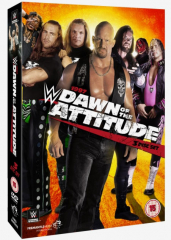 WWE 1997 - Dawn of the Attitude DVD