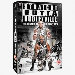 WWE Straight Outta Dudleyville: The Legacy of the Dudley Boyz DVD