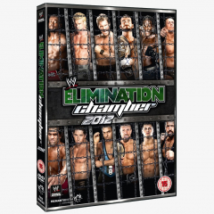 WWE Elimination Chamber 2012 DVD
