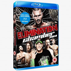 WWE Elimination Chamber 2014 Blu-ray