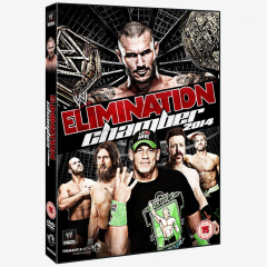 WWE Elimination Chamber 2014 DVD