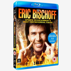 Eric Bischoff - Sports Entertainment's Most Controversial Figure WWE Blu-ray