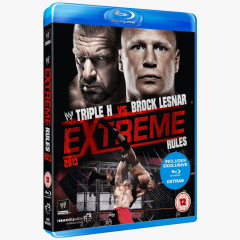 WWE Extreme Rules 2013 Blu-ray