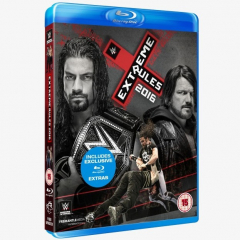 WWE Extreme Rules 2016 Blu-ray