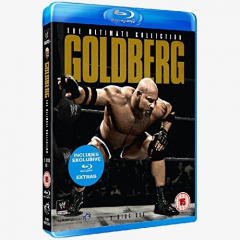 WWE Goldberg - The Ultimate Collection Blu-ray