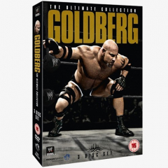 WWE Goldberg - The Ultimate Collection DVD