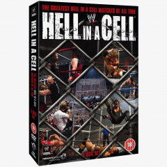 WWE Hell in a Cell - The Greatest Matches of All Time DVD