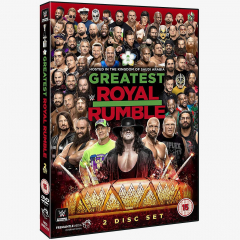 WWE Greatest Royal Rumble DVD